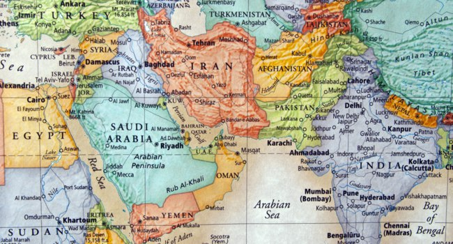 an overview of the country of israel and the middle east