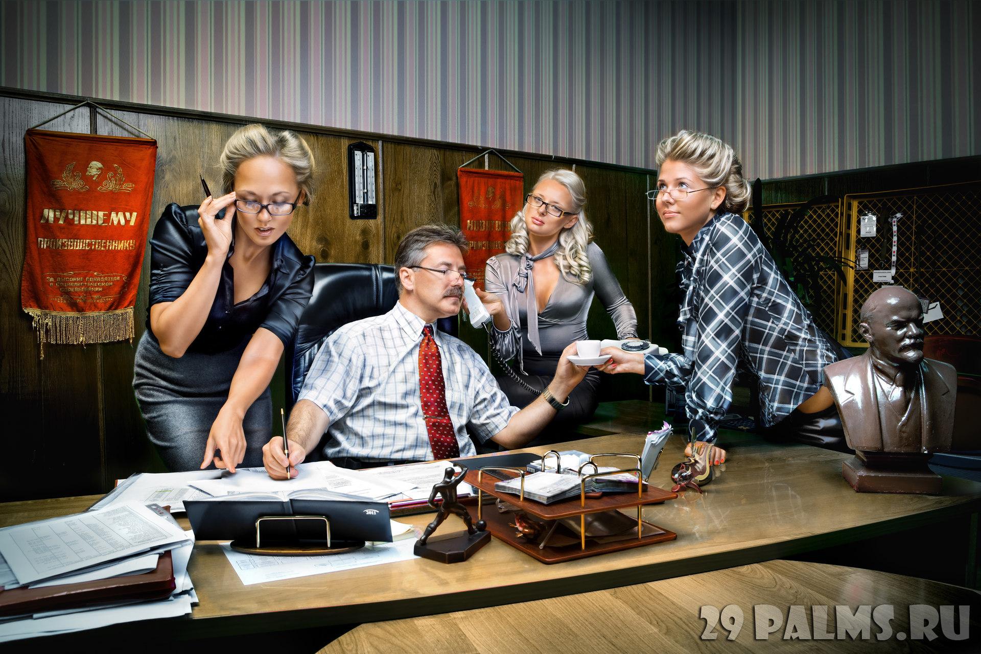Секс в шефам, Секс с секретаршами - качественное бесплатное порно 4 фотография