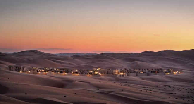 Клуб путешествий Павла Аксенова. Anantara Hotels, Resorts, Spas. Anantara Qasr Al Sarab Desert Resort