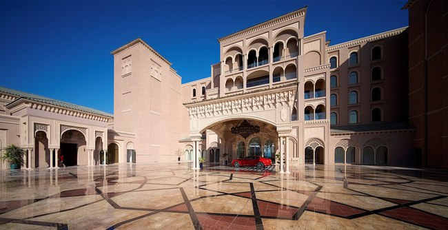 Клуб путешествий Павла Аксенова. Бахрейн. Jumeirah Royal Saray