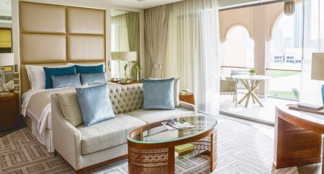 Клуб путешествий Павла Аксенова. Бахрейн. Jumeirah Royal Saray. Arabian Deluxe Room