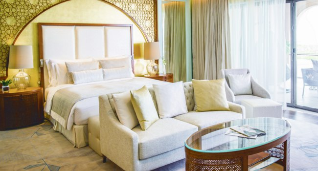 Клуб путешествий Павла Аксенова. Бахрейн. Jumeirah Royal Saray. Ocean Suite