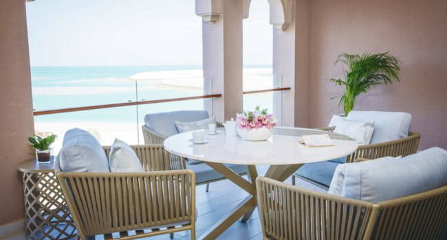 Клуб путешествий Павла Аксенова. Бахрейн. Jumeirah Royal Saray. Panoramic Ocean Suite