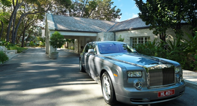 Клуб путешествий Павла Аксенова. Барбадос. Sandy Lane. Rolls Royce Phantom