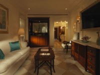 Клуб путешествий Павла Аксенова. Барбадос. Sandy Lane. Luxury Orchid Suite. Lounge