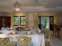 Клуб путешествий Павла Аксенова. Барбадос. Sandy Lane. Villa Dining Room