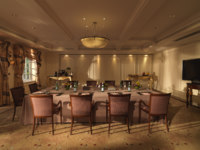 Клуб путешествий Павла Аксенова. Барбадос. Sandy Lane. Meeting Room