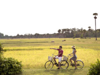Клуб путешествий Павла Аксенова. Камбоджа. Anantara Angkor Resort. Bike tour