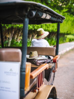 Клуб путешествий Павла Аксенова. Камбоджа. Anantara Angkor Resort. Private TukTuk