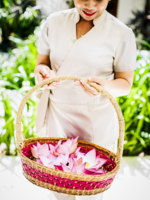 Клуб путешествий Павла Аксенова. Камбоджа. Anantara Angkor Resort. Details Lotus Basket