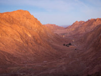 Египет. Синай. Цветной каньон. Canyon in Egypt. Egypt, the mountains of the Sinai desert, Colored Canyon. Фото AntonMaster - Depositphotos