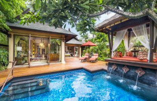 Индонезия.О.Бали. The St. Regis Bali Resort. Gardenia Villa - Private Pool