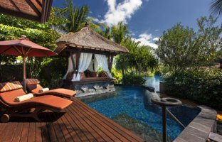 Индонезия.О.Бали. The St. Regis Bali Resort. Lagoon Villa - Private Pool