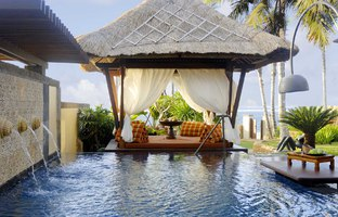 Индонезия.О.Бали. The St. Regis Bali Resort. The Strand Villa Private Pool