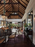 Индонезия.О.Бали. The St. Regis Bali Resort. The Strand Villa - Living Room