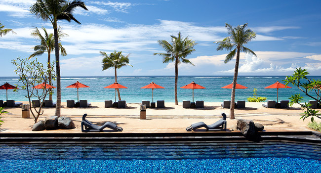 Индонезия.О.Бали. The St. Regis Bali Resort