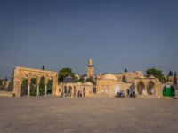 Израиль. Иерусалим. Ancient ruins of the old City of Jerusalem, Israel. Фото RPBMedia - Depositphotoss