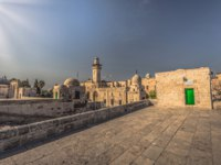 Израиль. Иерусалим. Ancient ruins of the old City of Jerusalem, Israel. Фото RPBMedia - Depositphotos