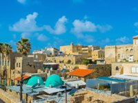 Клуб путешествий Павла Аксенова. Израиль. Акко. The roof is the viewpoint for discovering the medieval quarters of Acre, Israel. Фото efesenko - Depositphotos