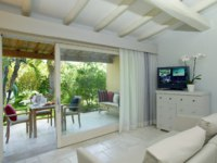 Италия. Сардиния. Forte Village Resort. Le Dune Deluxe. Bungalow Type A. Фото Павла Аксенова