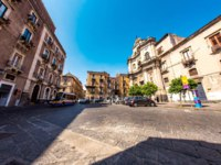 Италия. Сицилия. Катания. The historic architecture of Catania, Italy. Фото Spectral - Depositphotos