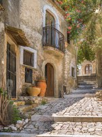 Италия. Сицилия. Форца-д'Агро. Scenic view in Forza d'Agr, picturesque town in the Province of Messina, Sicily, southern Italy. Фото e55evu - Depositphotos