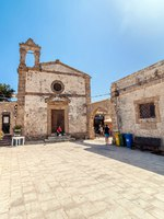 Marzamemi small fishing village in southeastern Sicily - Italy. Фото eddygaleotti - Depositphotos
