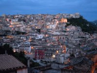 Италия. Сицилия. Рагуза. Sicily, view of Ragusa Ibla. Фото BigDreamStudio - Depositphotos