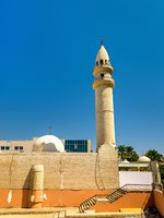Клуб путешествий Павла Аксенова. Иордания. Мечеть в Акабе. The Abu Dawoud mosque in Aqaba - Jordan. Фото Leonid_Andronov - Depositphotos