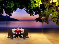 Клуб путешествий Павла Аксенова. Малайзия. О.Лангкави. The Andaman, a Luxury Collection Resort. Romantic dinner on the beach