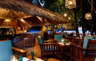 Клуб путешествий Павла Аксенова. Малайзия. О.Лангкави. The Andaman, a Luxury Collection Resort. Beach Bar