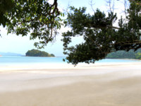 Клуб путешествий Павла Аксенова. Малайзия. Лангкави. The Datai Langkawi. The Beach