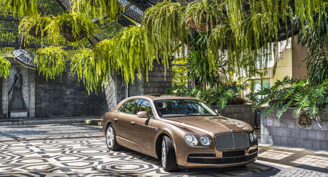 Клуб путешествий Павла Аксенова. Малайзия. О. Лангкави. The St. Regis Langkawi. Bentley Service