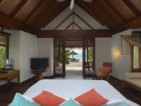 Мальдивы. Anantara Dhigu Resort & Spa, Maldives. Sunrise Beach Villa