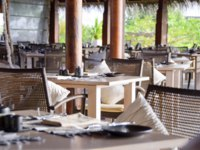 Мальдивы. Anantara Dhigu Resort & Spa, Maldives. Fushi Cafe