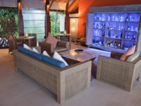 Мальдивы. Anantara Dhigu Resort & Spa, Maldives. Aqua Bar