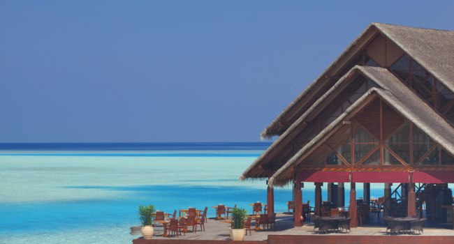Мальдивы. Anantara Dhigu Resort & Spa, Maldives. Fuddan Dining