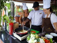 Мальдивы. Anantara Dhigu Resort & Spa, Maldives. Общепит. Anantara Cooking School