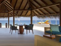 Мальдивы. Anantara Dhigu Resort & Spa, Maldives. Guhli Fushi Interior