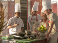 Мальдивы. Anantara Dhigu Resort & Spa, Maldives. Spice Spoons Cooking School