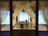 Мальдивы. Anantara Dhigu Resort & Spa, Maldives. Anantara Over Water Spa