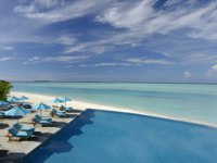 Мальдивы. Anantara Dhigu Resort & Spa, Maldives. Pool