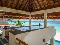 Мальдивы. Four Seasons Resort Maldives at Landaa Giraavaru. Three-Bedroom Landaa Estate
