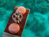 Мальдивы. Four Seasons Resort Maldives at Landaa Giraavaru. Al Barakat