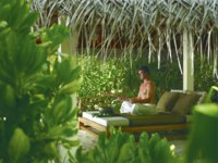 Мальдивы. Four Seasons Resort Maldives at Landaa Giraavaru. Spa and Ayurvedic
