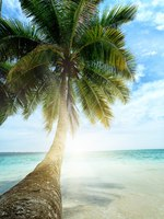Мальдивы. Four Seasons Resort Maldives at Landaa Giraavaru. Фото prometeus - Depositphotos