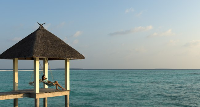 Мальдивы. Four Seasons Resort Maldives at Landaa Giraavaru. Релакс