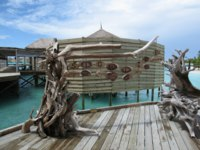 Мальдивы. Six Senses Latitude Laamu. Фото Павла Аксенова