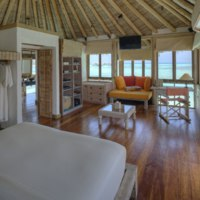 Мальдивы. Gili Lankanfushi Resort, Maldives. Private Reserve Residence. Private Reserve Guest Bedroom