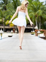 Мальдивы. Gili Lankanfushi Resort, Maldives. No news, no shoes. Фото monkeybusiness - Depositphotos